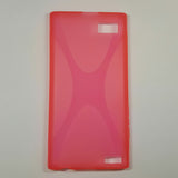 BlackBerry Z20 Leap - X-line Silicone Phone Case