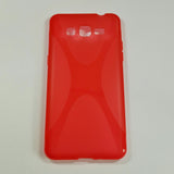 Samsung Galaxy Grand Prime - X-line Silicone Phone Case