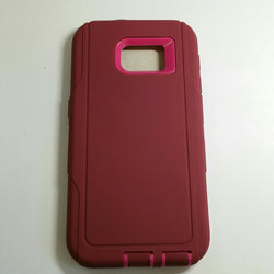 Samsung Galaxy S6 - Armour Defender Case With Film