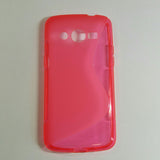 Samsung Galaxy Core - S-line Silicone Phone Case