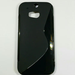 HTC One M8 - S-line Silicone Phone Case