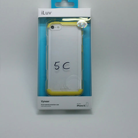 Apple iPhone 5C - iLuv New York Case