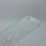 Apple iPhone 5G/5S/SE - Henna Silicone Phone Case