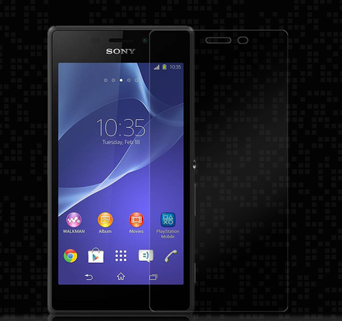 Sony Xperia M2 Tempered Glass Screen Protector