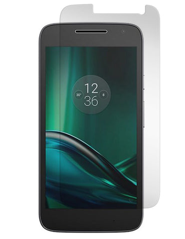 Motorola Moto G4 Play - Premium Real Tempered Glass Screen Protector Film [Pro-Mobile]
