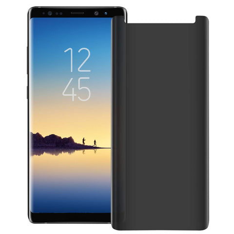 Samsung Galaxy Note 9 - 3D Privacy Premium Real Tempered Glass Screen Protector Film [Pro-Mobile]