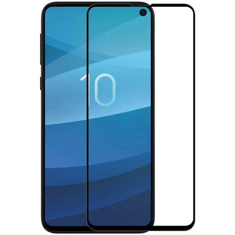 Samsung Galaxy S10 Lite / S10e - 3D Premium Real Tempered Glass Screen Protector Film [Pro-Mobile]