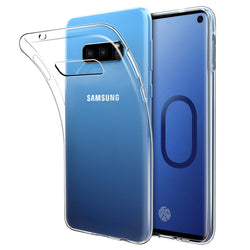 Samsung Galaxy S10e - Silicone Phone Case With Dust Plug