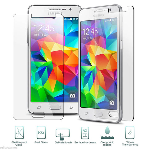 Samsung Grand Prime Tempered Glass Screen Protector