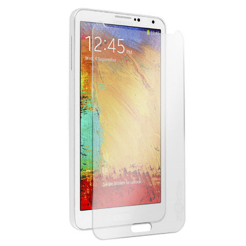 Samsung Galaxy Note 3 - Premium Real Tempered Glass Screen Protector Film [Pro-Mobile]