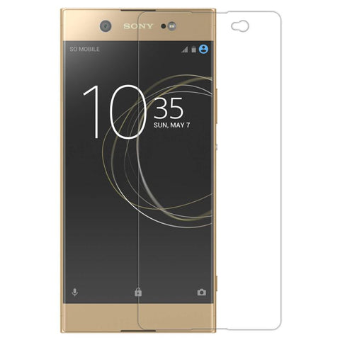 Sony Xperia XA1 Ultra - Premium Real Tempered Glass Screen Protector Film [Pro-Mobile]