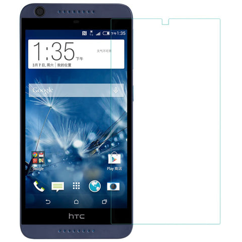 HTC Desire 626 - Premium Real Tempered Glass Screen Protector Film [Pro-Mobile]