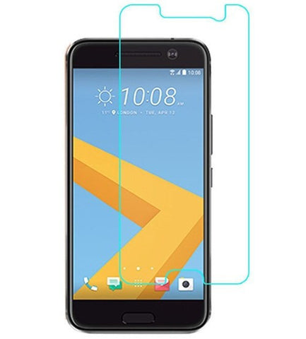 HTC One M10 - Premium Real Tempered Glass Screen Protector Film [Pro-Mobile]