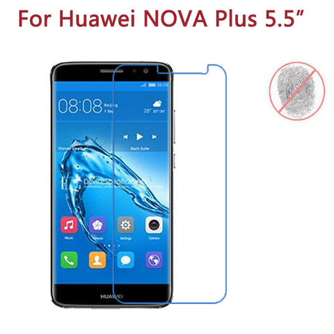 Huawei Nova Plus - Premium Real Tempered Glass Screen Protector Film [Pro-Mobile]