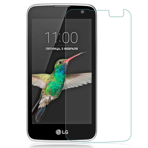 LG K4 (2016) - Premium Real Tempered Glass Screen Protector Film [Pro-Mobile]