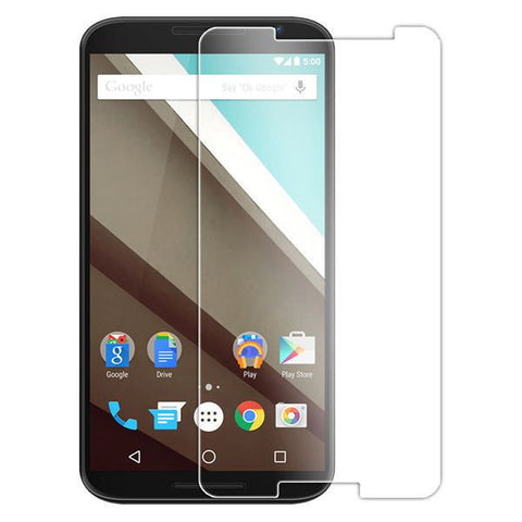 Motorola Nexus 6 - Premium Real Tempered Glass Screen Protector Film [Pro-Mobile]