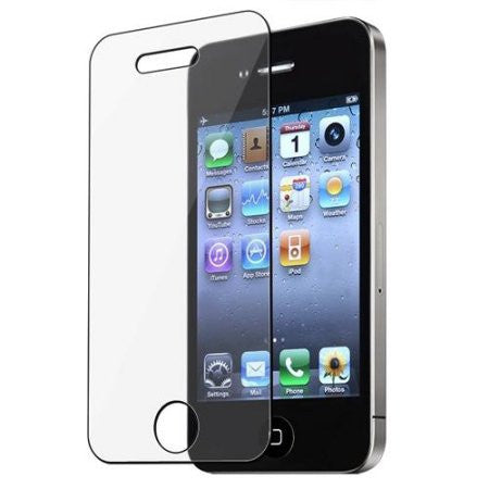 Apple iPhone 4 / 4S - Premium Real Tempered Glass Screen Protector Film [Pro-Mobile]