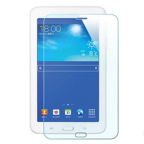 Samsung Galaxy Tab 3 Tempered Glass Screen Protector