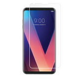 LG V30 - Premium Real Tempered Glass Screen Protector Film [Pro-Mobile]