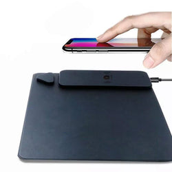 Wireless Charging Mouse Pad WUW-C54