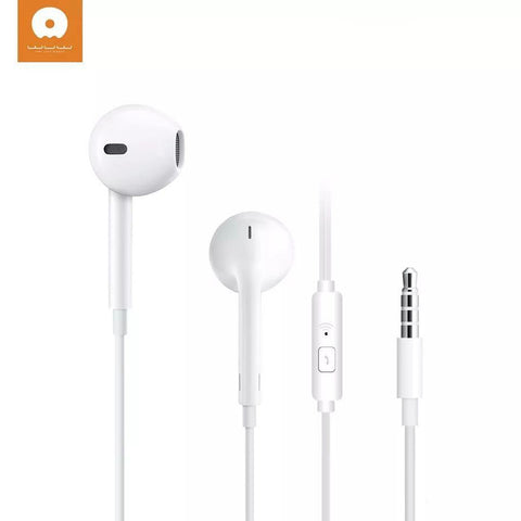 Lightning Earphones with Remote and Mic WUW-R41