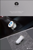 WUW Car Kit with Charging USB Cable Car Holder and Car Charger Adapter