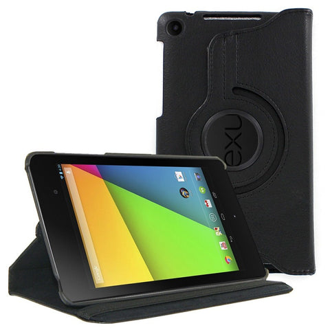 Google Nexus 7 - 360 Leather Case