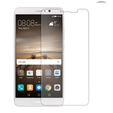 Huawei Mate 9 - Premium Real Tempered Glass Screen Protector Film [Pro-Mobile]