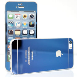 Apple iPhone 5G/5S/SE Colored Tempered Glass Screen Protector