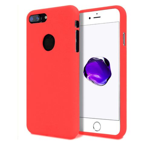 official photos 32a4c 5b826 Apple iPhone 6+ / 6S+ / 7+ / 8 Plus - Soft Feeling Jelly Case