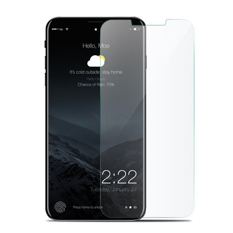 Apple iPhone X / XS / 11 Pro - Premium Real Tempered Glass Screen Protector Film [Pro-Mobile]