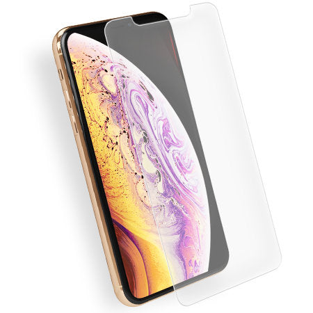 Apple iPhone XS Max / 11 Pro Max - Premium Real Tempered Glass Screen Protector Film [Pro-Mobile]