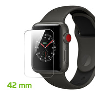 Apple iWatch - 3D Full Glue Tempered Glass Screen Protector 42mm