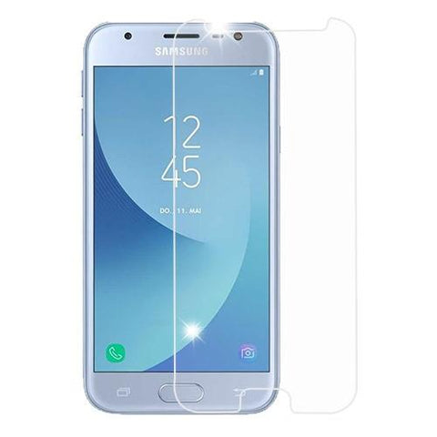 Samsung Galaxy J3 2018 - Premium Real Tempered Glass Screen Protector Film [Pro-Mobile]