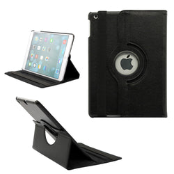 Apple iPad Air - 360 Rotating Leather Stand Case Smart Cover [Pro-Mobile]