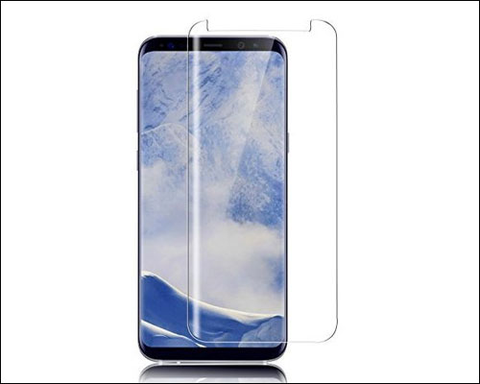 Samsung Galaxy S9 - Premium Real Tempered Glass Screen Protector Film [Pro-Mobile]