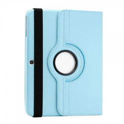 "Samsung Galaxy Tab 3 10.1"" - 360 Rotating Leather Stand Case Smart Cover [Pro-Mobile]"
