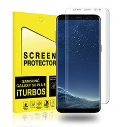Samsung Galaxy S8 Plus - Soft Silicone Screen Protector