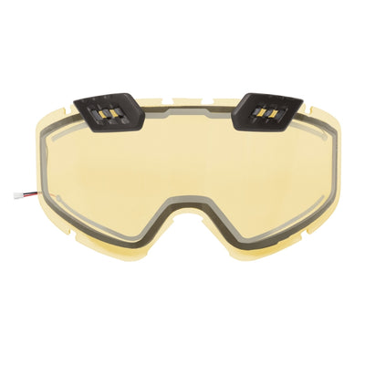 CKX 210° Tactical Electric Snow Goggle Lens - PeakBoys