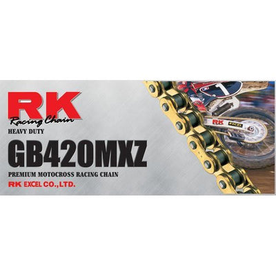 RK 420 MXZ Heavy-Duty Chain - PeakBoys