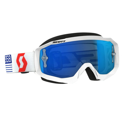Scott Hustle MX Goggles - PeakBoys