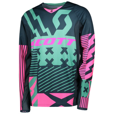 Scott 450 Patchwork Jersey - PeakBoys