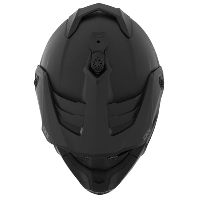 CKX Titan Solid Summer Helmet Without Goggles