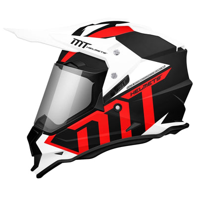 MT Mode DS Helmet With Electric Shield - PeakBoys