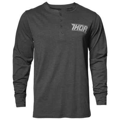 Thor Corp Henley Long Sleeve T-Shirt - Peakboys