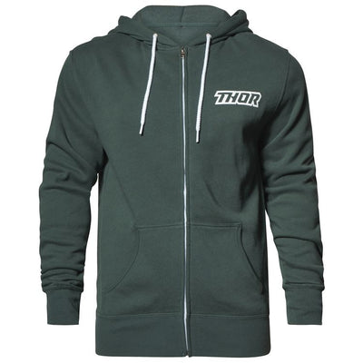 Thor Loud Zip-Up Hoody - Peakboys