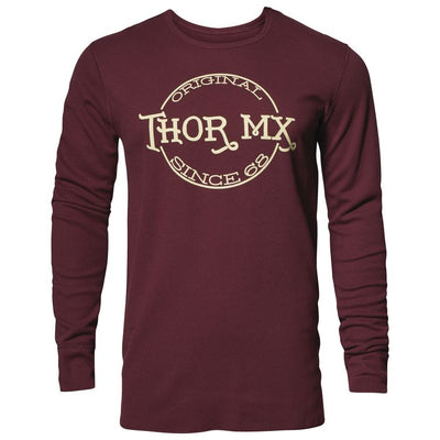 Thor Whiskey Thermal Long Sleeve T-Shirt - PeakBoys