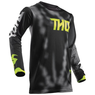 Thor Youth Pulse Air Radiate Jersey - PeakBoys