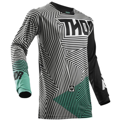 Thor Youth Pulse Geotec Jersey - PeakBoys