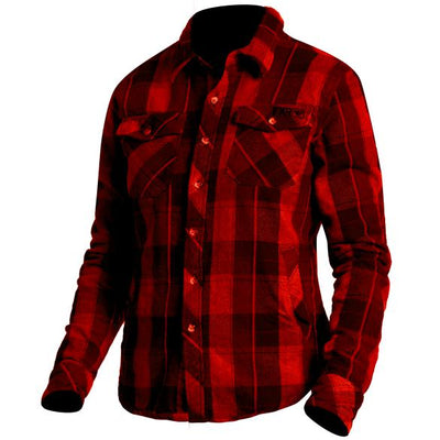 FXR Women's Timber Plaid Shirt